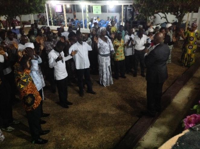 KOKOASE PRAYER CAMP, ASAMANKESE - GHANA