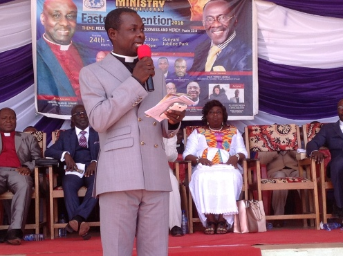 EASTER CONVENTION, SUNYANI