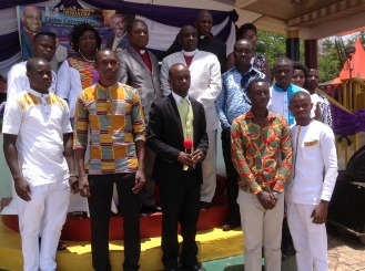ORDINATION OF PROPHETS AND PASTORS, SUNYANI